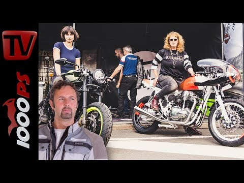 The Twin-Project - Kawasaki Z650 und W650 Umbau by The CURVES - Teil 2 am Glemseck 101 2018