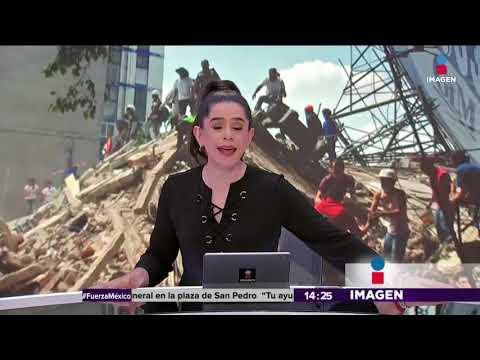 Ejército de Israel está ayudando a mexicanos en la colonia Roma | Noticias con Yuriria Sierra