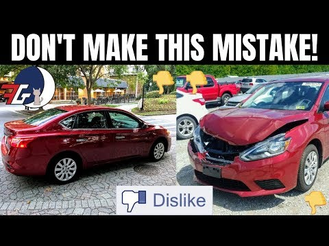 2018-2019 Nissan Sentra S Review | WORST car of the YEAR! 5 Reasons Why it sucks...