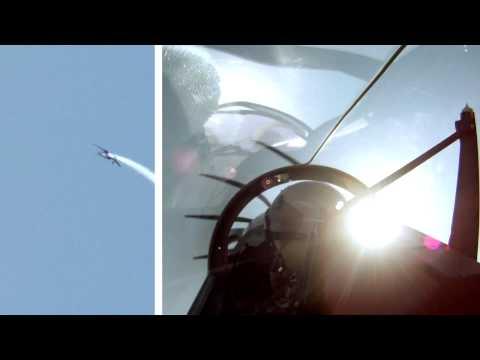 T-6C Aerial Demonstration