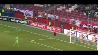 Salzburg vs Schalke 04 ●  2 0 Full Match &  Goals  ● Europa League 8/12/16