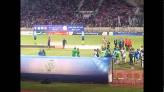 raja vs hilal benghazi 0-0 2017 Video