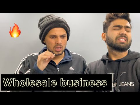 Whole sale business   Zayn saifi   Talib saifi