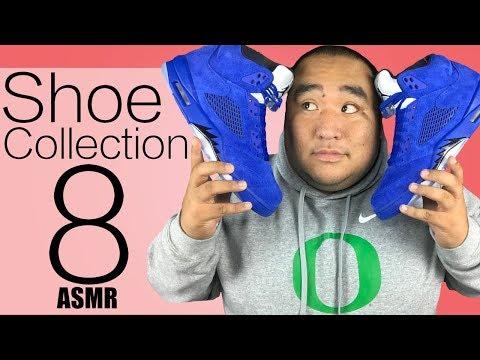 [ASMR] Shoe Collection 8   MattyTingles