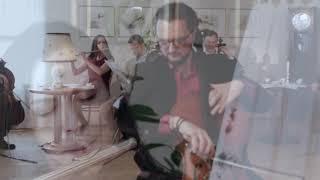 Dein ist mein ganzes Herz. You are my heart's delight. Franz Lehar.   Wiener Cello Ensemble 5+1