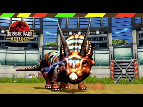 Công Viên Khủng Long Chiến Đấu 5 | Torosaurus | Jurassic Park Builder part 5 | DCTE