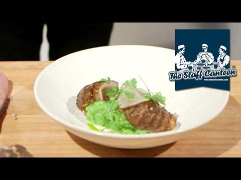 Michelin Star Chef Richard Bainbridge Creates A Jerusalem Artichoke Recipe
