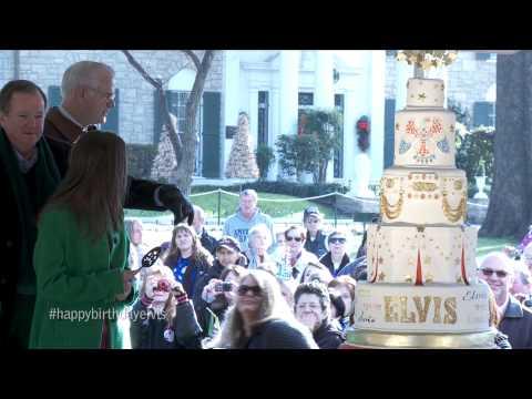 Elvis Presley's Birthday Proclamation