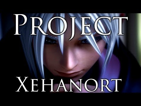 Kingdom Hearts - PROJECT XEHANORT - New Mobile Game Coming Spring 2020