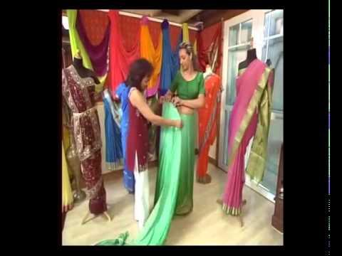 Tuto comment mettre un sari indien facilement youtube - Comment mettre un enduit de lissage ...