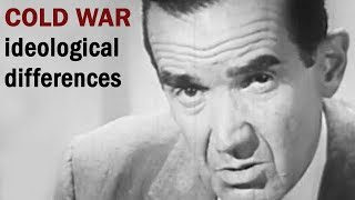 Video Ideological Differences Between America and the Soviet Union | Cold War Era Propaganda Film | 1961 download MP3, 3GP, MP4, WEBM, AVI, FLV Oktober 2018