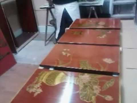 Meuble pour wc suspendu meubleo siamp doovi for Meuble chinois belgique