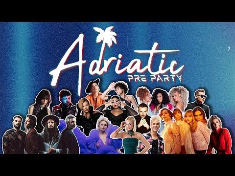 Adriatic PreParty 2021: First Croatian Eurovision Party #AdriaticPreParty