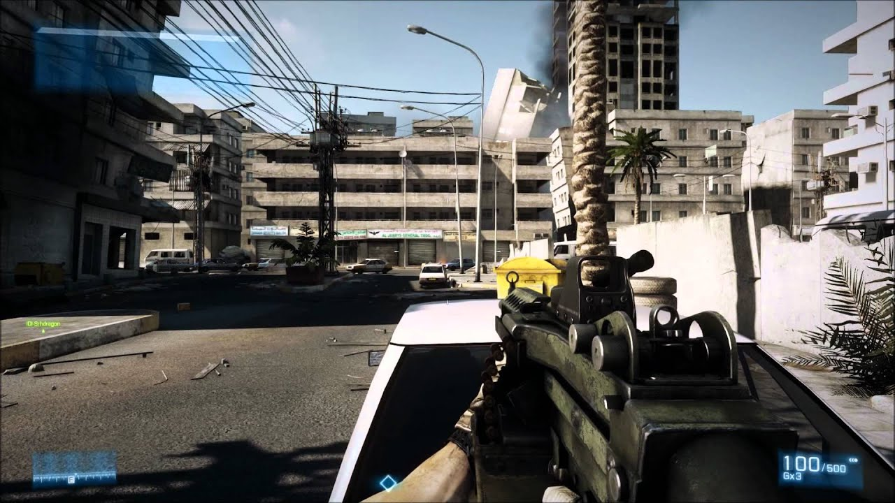 Can t play co op with a friend in battlefield 3