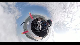 Чемпионат мира по авиагонкам в Казани. Видео 360°