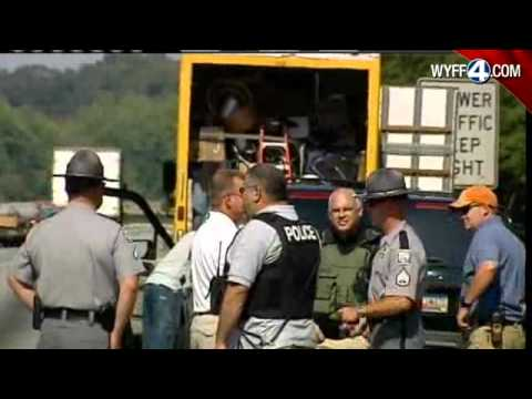 Terrorism Task Force Bulletin Stops I-85 Traffic