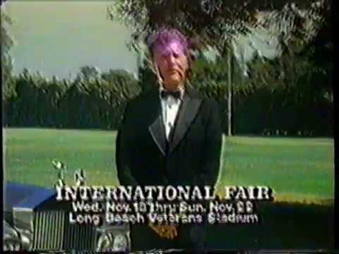 """1981 International Fair """"Long Beach"""" TV Commmercial"""