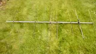 Dual Band Tonna 2m/70cm Beam - Two Bands One Boom