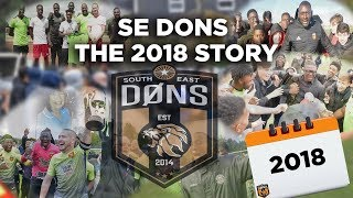 SE DONS | THE STORY OF 2018
