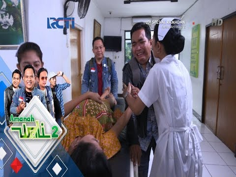 AMANAH WALI - Kasihan Tomi Di Cubit Cewek Lagi Lahiran [30 MEI 2018]