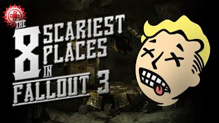 The 8 Scariest Places in Fallout 3