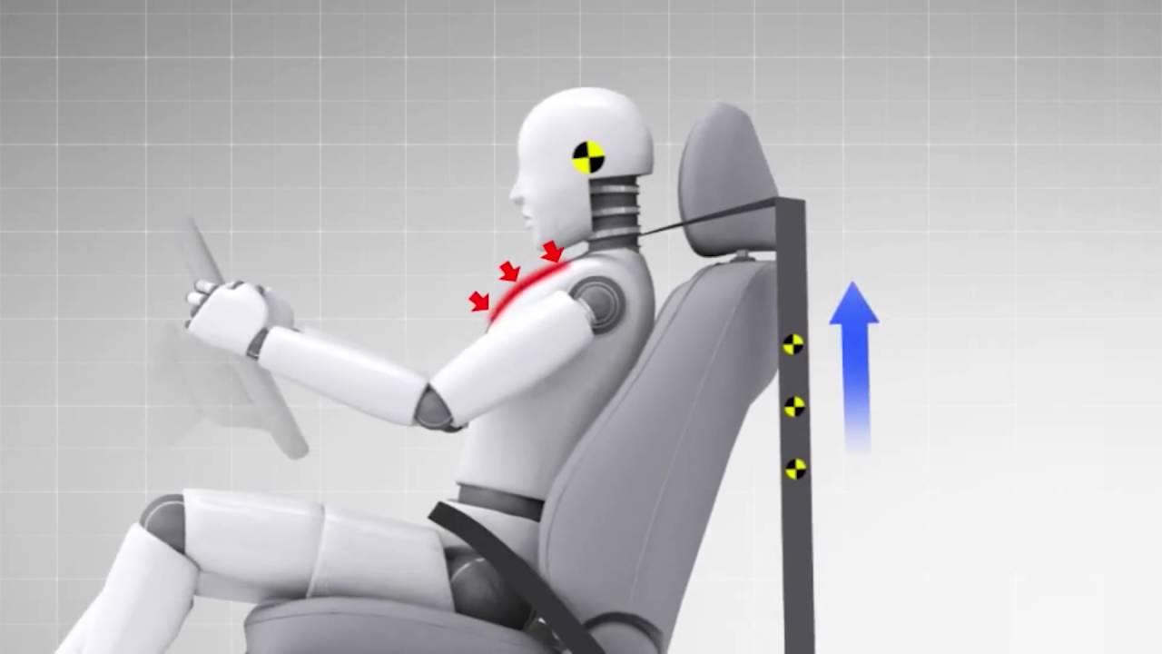 What Is A Seat Belt Pretensioner >> Seatbelt Pretensioner And Force Limiter