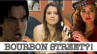 TVD 4.08 - We'll Always Have Bourbon Street - Videocast Halo Desfocado - Fernanda Schein