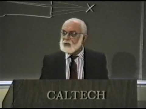 James Randi Lecture @ Caltech - Homeopathy
