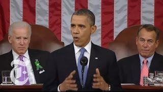 State of the Union 2013: President Obama