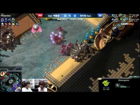 Winners Match Code S Group F Match 3, 2015 HOT6 GSL Season 3   StarCraft 2
