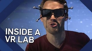 Inside a VR Lab | Brit Lab