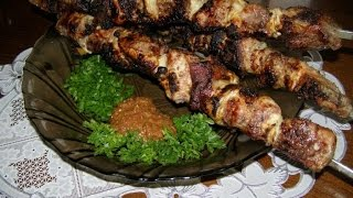 Маринуем Шашлык из свинины рецепт