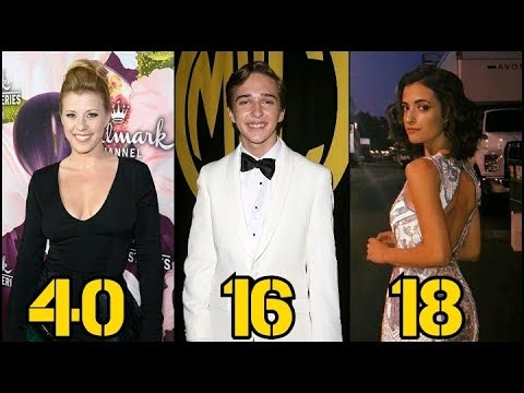 Fuller House From Oldest to Youngest