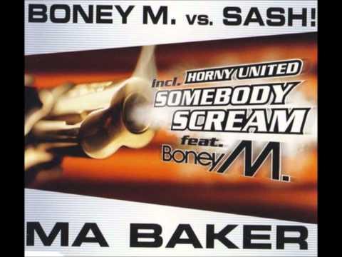 Boney M vs Sash!  Ma Baker