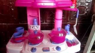 Видео обзоры детские игрушки 2016 - Кухня, посуда, плита, духовка (kidtoy.in.ua)(Кухня, посуда, плита, духовка, музыка, свет, на батарейке, в коробке Купить игрушку: https://vk.com/photo-47667519_298683798..., 2015-05-21T13:12:34.000Z)