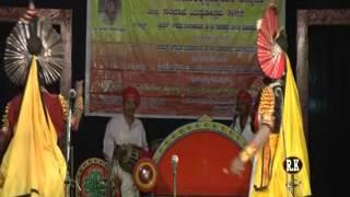 Yakshagana- Hasya B krishna yaji Madana,sitharamkumar braman kanni chandrahasa