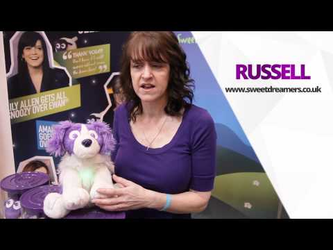 Meet Ewan and Russell - Amazing Baby Sleep Aid Products