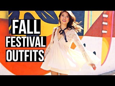 Festival Outfit Idea! Fall Fashion Trends 2015!