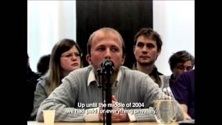 Anakata on founding The Pirate Bay
