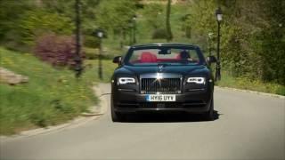 Шапки долу! Тестваме чисто новия Rolls Royce Dawn