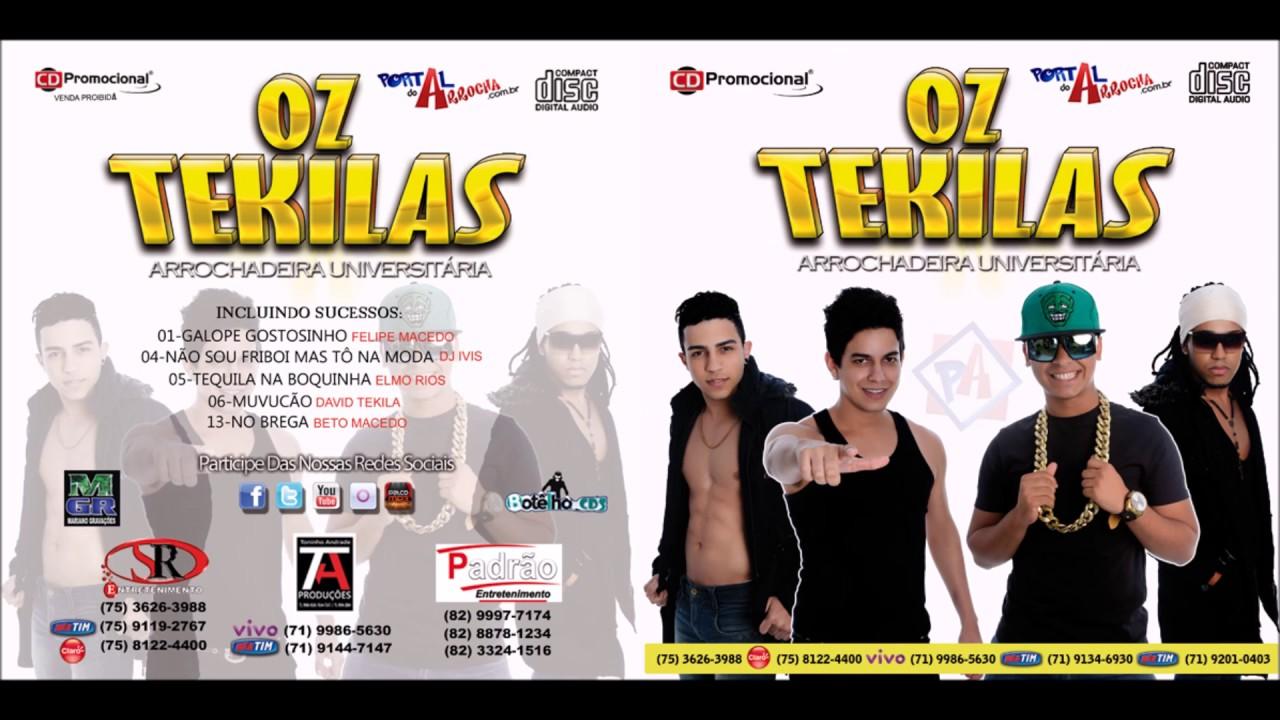 CD 2014 TEKILAS BAIXAR OS