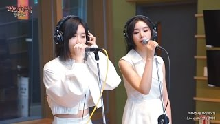 [Live on Air] FIESTAR - Mirror, 피에스타 - Mirror [정오의 희망곡 김신영입니다] 20160303