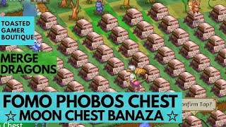 Merge Dragons Phobos Chest Hack • Moon Chests • Fruit Tree Tip and Tricks ☆☆☆