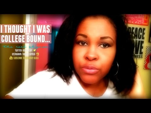 Mom of 6: I Thought I Was College Bound {Vlog 38 on 12-6-15 & 12-7-15}