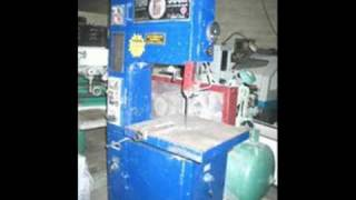 "Fuho Vertical Band Saw (12"" X 20"")  Model: 500-h"