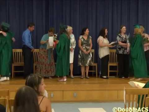 The Literacy Center Holds Graduation Celebration At Wamsutta Middle School