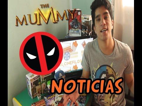 News'i #6 (Deadpool, Paraguay, La momia y más!)