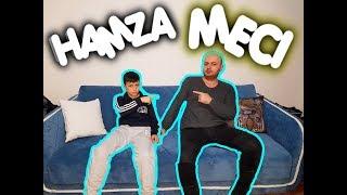 MECI VS HAMZA - Kush kond pe ngje ma mir - SHQIP-