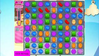 Candy Crush Saga Level 1326 20 moves No Boosters