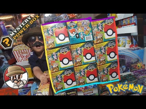 Opening a FREE Mystery Power Box!! Free Pokemon Cards From Carl!! Wedefinitelyhaveto Wednesday #3